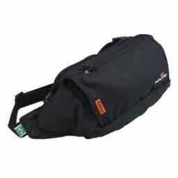 Pochete NTK para uso diário com bolso frontal e ajuste lombar Zippy