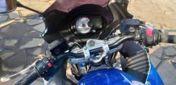 Vendo está linda moto JTA/SUZUKI GSX650F