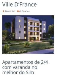 Apartamento no sim