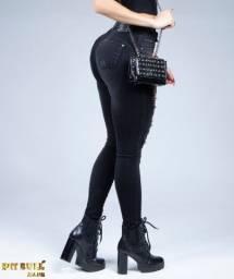 Calça cigarrete Pit bull jeans em promoção