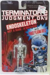 Boneco Exterminador do Futuro 2 - Dia do Julgamento - Endoskeleton - Epic Toyc Brasil