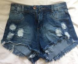 Short jeans nunca usado