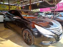 Sonata 2012 automático + GNV Entr: + 48x847,00 teto solar