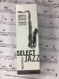 Boquilha Sax Tenor D'addario Select Jazz D8m
