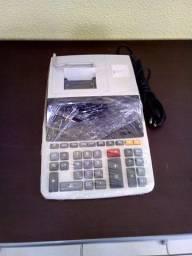 Calculadoras e impressoras matriciais