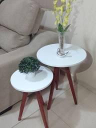 Kit de mesas decorativas mdf