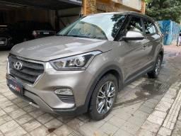 Hyundai Creta Prestige 2.0 Flex ano 2018