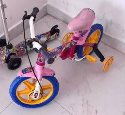 Bicicleta infantil menina aro 12