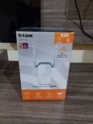 Repetidor D link dap 1325 n300 novo na caixa lacrada