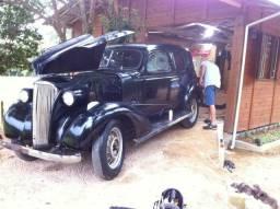 Carro antigo Chevrolet Master Deluxe 1937
