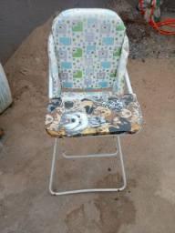 Cadeira de alimentacao infatil usada