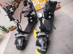 Scooter elétrica harley City pronta entrega