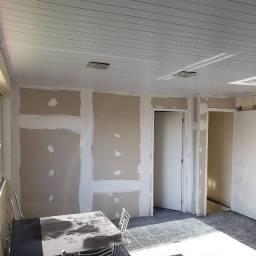 Soluções em divisórias em drywall