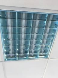 Luminárias de teto de embutir