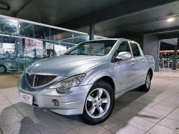 Ssangyong actyon sports A 200 GLX automática diesel 2012