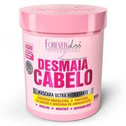 Mascara Ultra hidratante  Desmaia Cabelo Forever Liss 950g