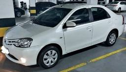 Toyota Etios X 1.5 2017 C/Gnv