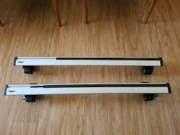 Thule Rapid System 754 e Barra Aluminio Thule Wingbar 1180mm 961