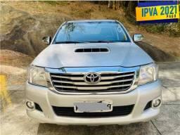 Toyota Hilux 2014 3.0 srv 4x4 cd 16v turbo intercooler diesel 4p automático
