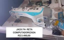 Maquina de Costura reta Computadorizada-Jack F4