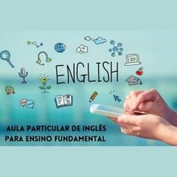 Título do anúncio: Aulas Particulares de Inglês - Ensino Fundamental
