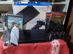 playstation 2 completo !!!!!