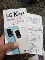 K62+ 128gb+4 ram,aparelho lacrado com nota fiscal e garantia !