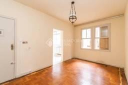 Apartamento para alugar com 1 dormitórios em São joão, Porto alegre cod:330226