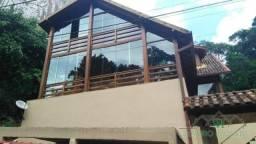 Casa à venda com 3 dormitórios em Vale dos esquilos, Petrópolis cod:2690
