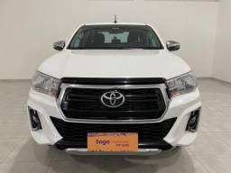 Toyota Hilux Cabine Dupla Hilux 2.8 TDI SRV CD 4x4 (Aut)