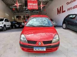 CLIO 2004/2004 1.0 AUTHENTIQUE 16V GASOLINA 2P MANUAL