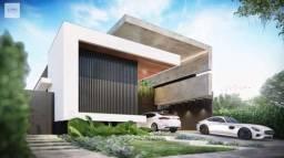 Arquitetura Moderna 212 m² Construção ALPHAVILLE II