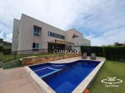 Sobrado com 4 dormitórios à venda por R$ 1.555.000,00 - Cumbuco - Caucaia/CE