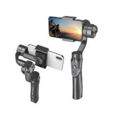 Estabilizador Gimbal H4 3 Eixos Para Smartphone Ios