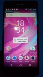 Celular Sony Xperie E5 F3313 - Zero Caixa