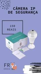 Câmera IP lâmpada icsee ,/ imagens HD/ garantia