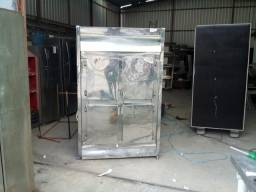 Geladeira para coxinha industrial