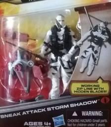 Gi Joe Storm Shadow Retaliaton