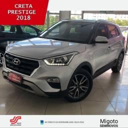 Título do anúncio: Hyundai Creta PRESTIGE 4P