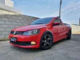 Título do anúncio: VW - Saveiro 1.6 CS Trendline Legalizado Baixo - 2014