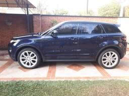 Título do anúncio: Land Rover Evoque, bem conservada, unico dono, azul marinho