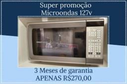 Microondas promoção