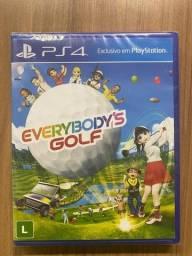 Everybody's Golf - Português ps4 Lacrado