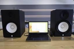 Monitor De Referência Para Estúdio Hs8 Yamaha 110v