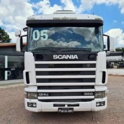 Caminhão Scania R124