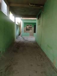 Vendo casa no bairro Antonina com dois quartos