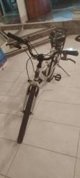 Bicicleta com cargo