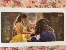 Título do anúncio: Quebra-Cabeça - 250 Peças - Disney - A Bela e a Fera