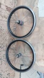 Duas rodas vmax   completas  aro 20