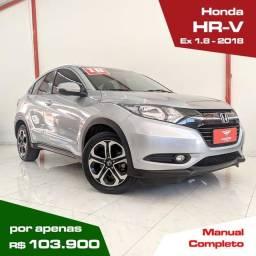 Título do anúncio: Honda HR-V Ex em estado de novo!!